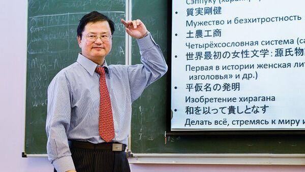 三井物産の目黒祐志モスクワ有限会社社長兼CIS総代表 - Sputnik 日本