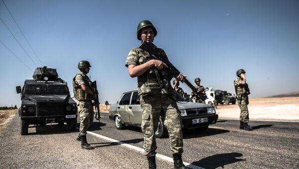 トルコ、シリアに対する新たな攻撃を準備 - Sputnik 日本