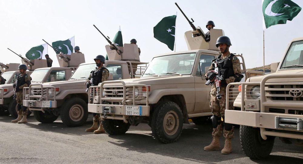 パキスタン軍
