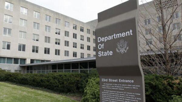 アメリカ合衆国国務省 - Sputnik 日本