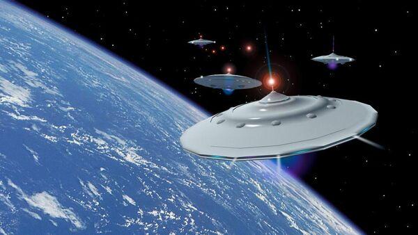 政府、UFO攻撃「検討せず」 答弁書を閣議決定 - Sputnik 日本
