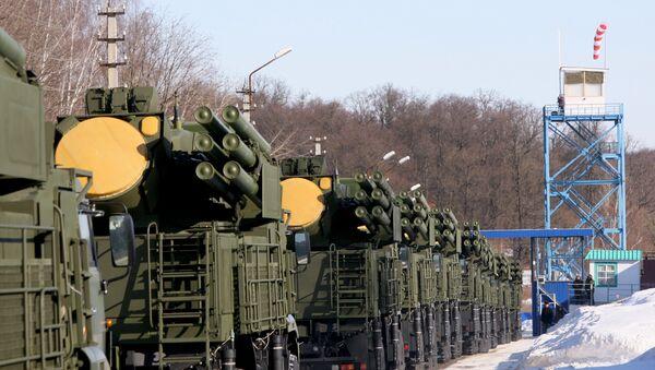 「パーンツィリS」がモスクワ上空の警備を開始 - Sputnik 日本