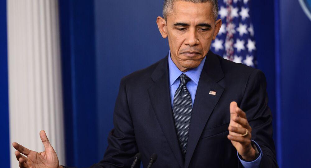 米国のオバマ大統領