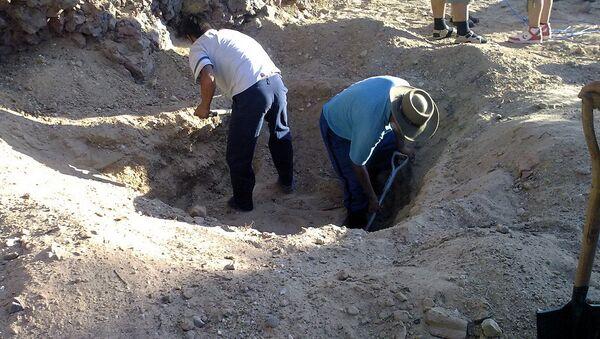 チュニジアで石器時代の道具発見。ホモサピエンスの移動説明の一助となるか - Sputnik 日本