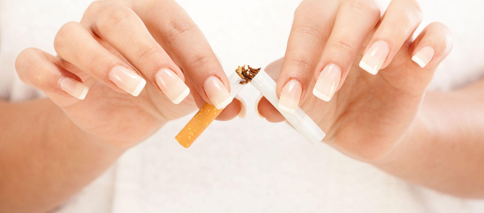 喫煙 - Sputnik 日本, 1920, 19.11.2020