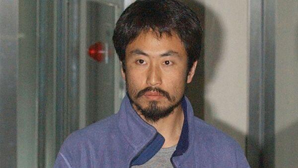 Японский журналист Дзюмпэй Ясуда - Sputnik 日本