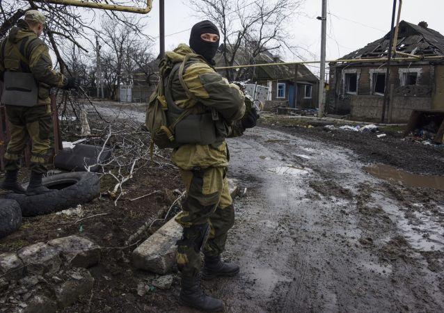 ウクライナ、ドネツク
