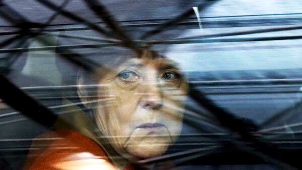 メルケル首相 - Sputnik 日本