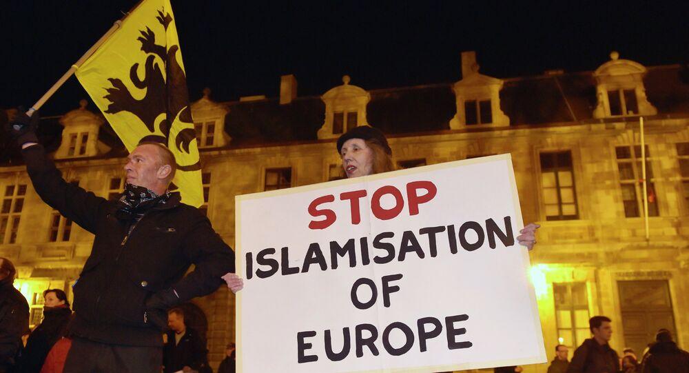 ブリュッセル政府、移民排斥運動を禁止する