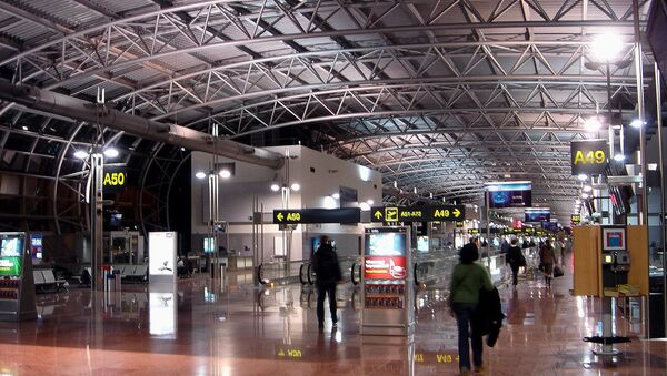 ブリュッセル国際空港 - Sputnik 日本
