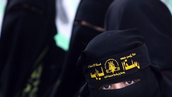 チュニジア、治安部隊がダーイシュ(IS)女性部隊を拘束 - Sputnik 日本