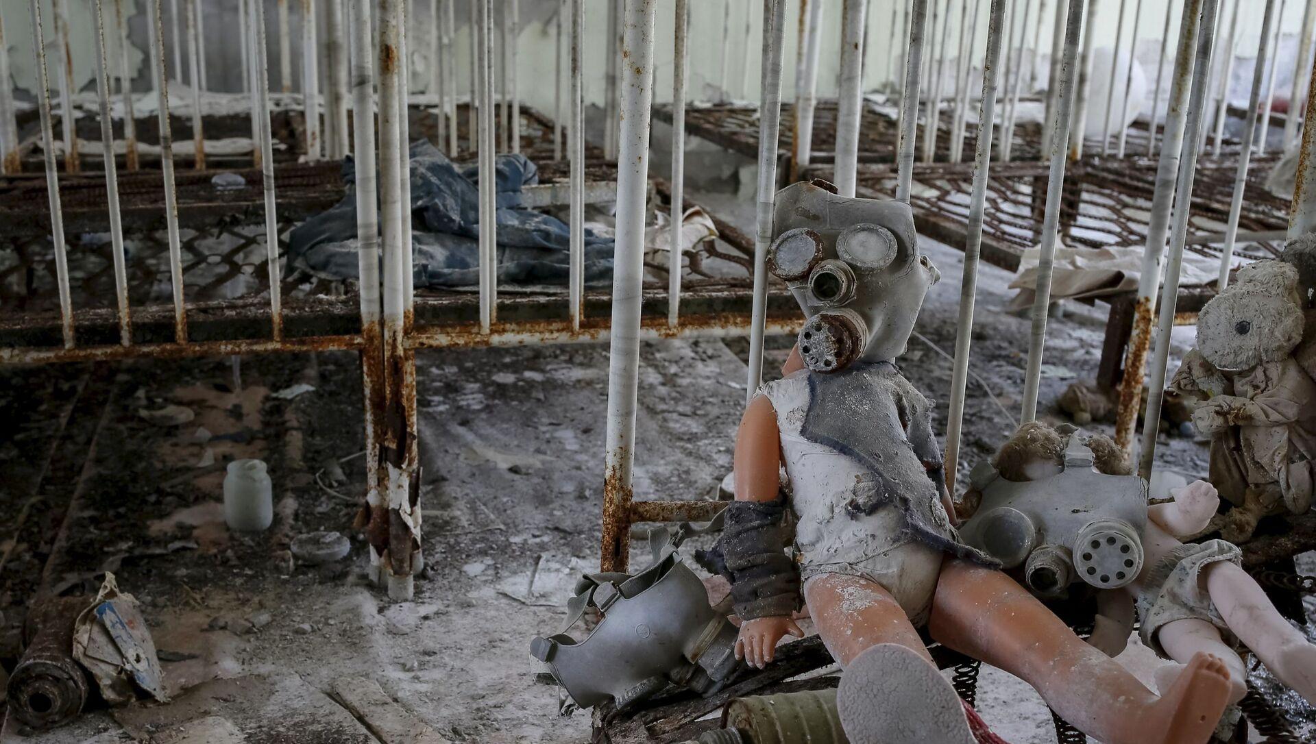 チェルノブイリ原発事故から35年―同じような事故が再発する可能性はあるのか? - Sputnik 日本, 1920, 26.04.2021