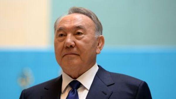 カザフスタンのヌルスルタン・ナザルバエフ大統領 - Sputnik 日本
