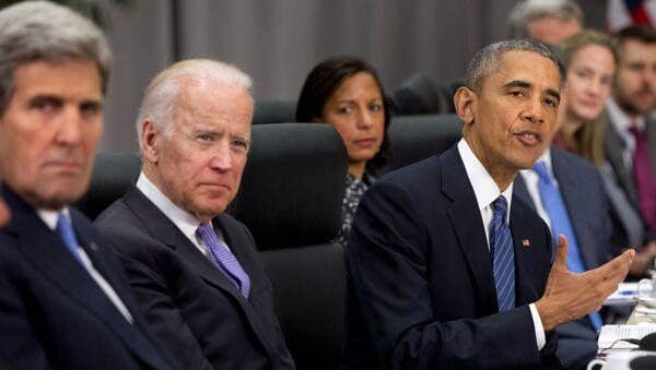 オバマ大統領:「ブリグジット」の場合、英米貿易協定は10年延ばされる可能性がある - Sputnik 日本
