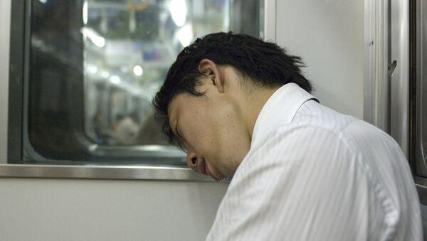 メディア:日本、過労死がますます頻繁に - Sputnik 日本