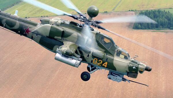 Mi-28N - Sputnik 日本