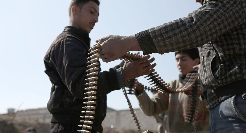 CIAは和平協議が決裂すればシリアの反政府勢力への支援を強化する