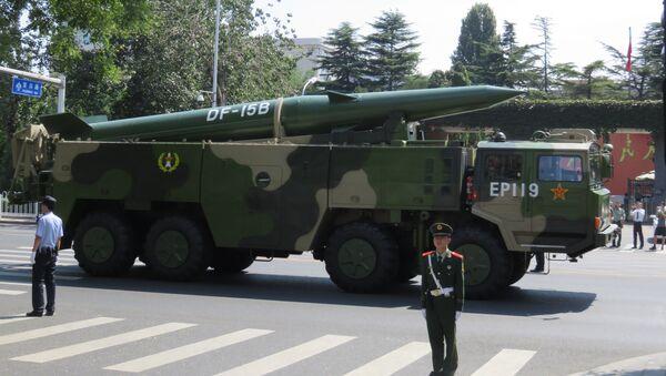中国の弾道ミサイルが艦艇に命中するようになった。太平洋での新たな軍拡競争か - Sputnik 日本