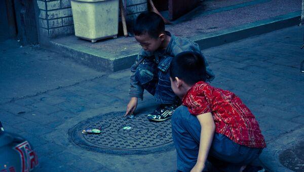 中国人の子供たち - Sputnik 日本