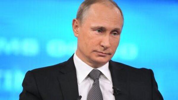 プーチン大統領との直接対話に187万件の質問が寄せられる - Sputnik 日本