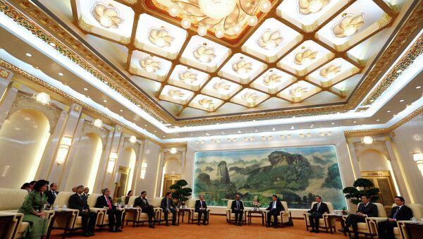 中国:アジア・インフラ投資銀行に参加する発展途上国に5千万ドルを援助 - Sputnik 日本
