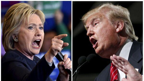 専門家:クリントン氏とトランプ氏のつかみ合いで「血の海」ができる - Sputnik 日本