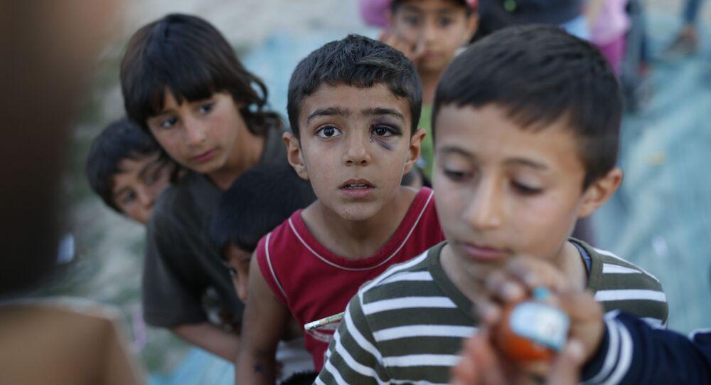 数百人の難民の子どもが英国で跡もなく消える