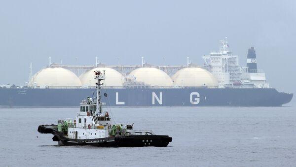 日本 LNG国際取引市場の創設を表明 - Sputnik 日本