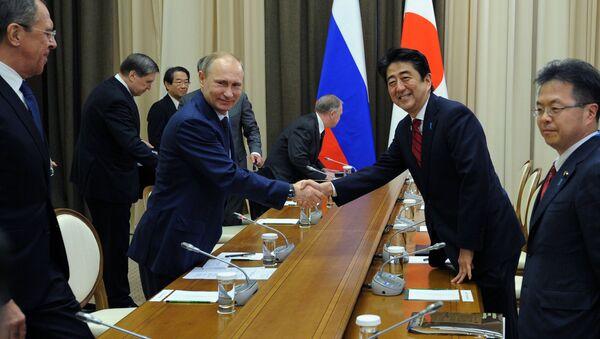 露日の相互信頼醸成は中国にとって脅威となる要素か? - Sputnik 日本