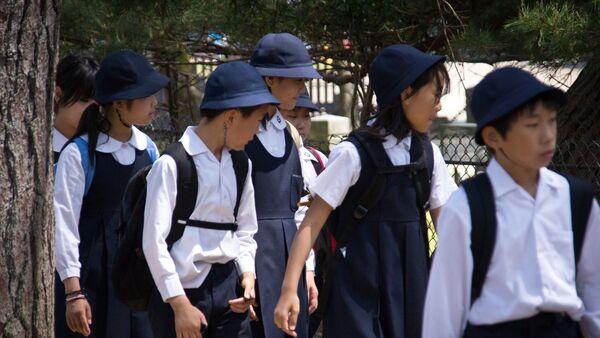 日本人の子供たち - Sputnik 日本