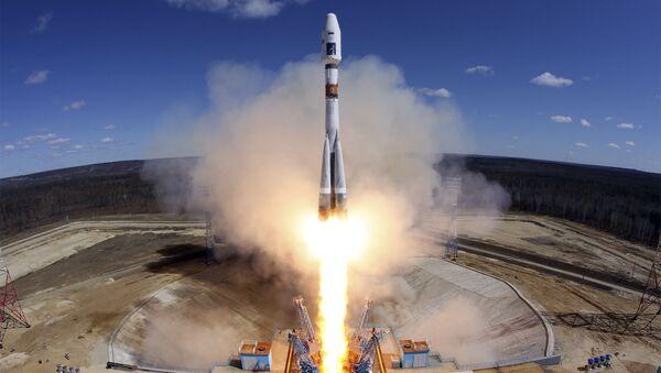 ロシア、ソユーズ2.1の発射(アーカイブ) - Sputnik 日本