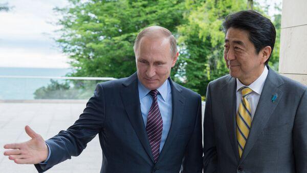 ラヴロフ外相「プーチン大統領と安倍首相は、巨大投資プロジェクトについて話し合った」 - Sputnik 日本