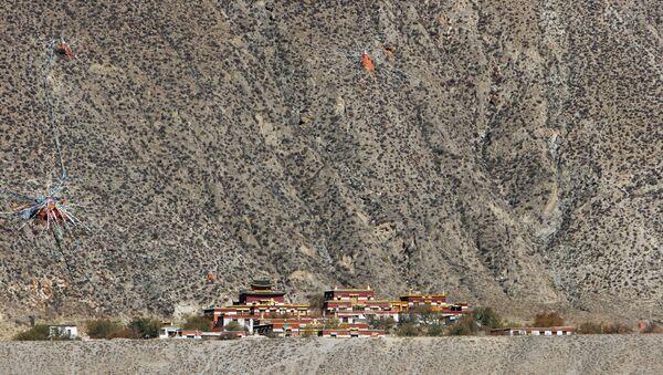 チベットでM4.5の地震発生 - Sputnik 日本