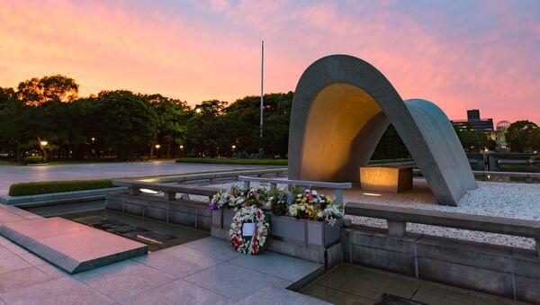 広島の平和記念資料館 - Sputnik 日本