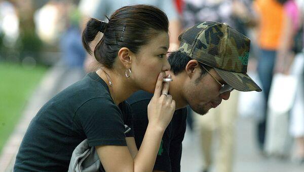 世界で一番喫煙人口が多いのは? アンチ格付けが発表 - Sputnik 日本