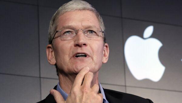 Appleのティム・クック最高経営責任者(CEO) - Sputnik 日本