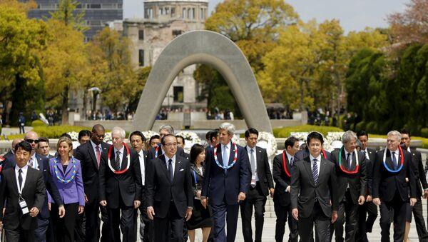 G7サミット:中国、トランプと安倍・プーチンの特殊な関係 - Sputnik 日本