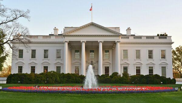 ワシントンのホワイトハウス - Sputnik 日本