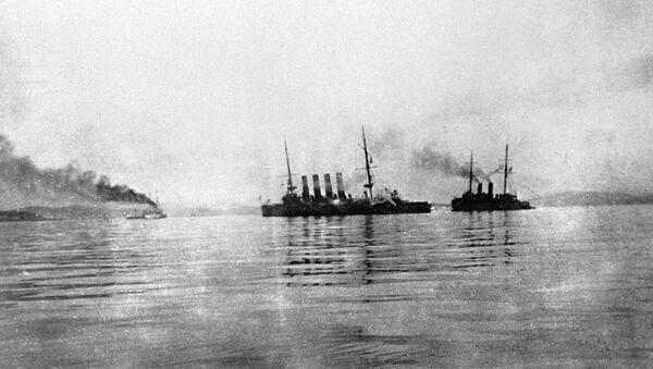 ヴァリャーグ (防護巡洋艦) - Sputnik 日本