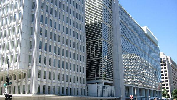 世界銀行の本部、ワシントン - Sputnik 日本