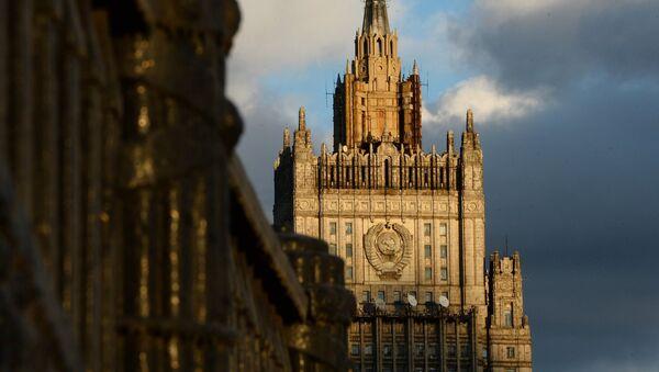 ロシア外務省 - Sputnik 日本