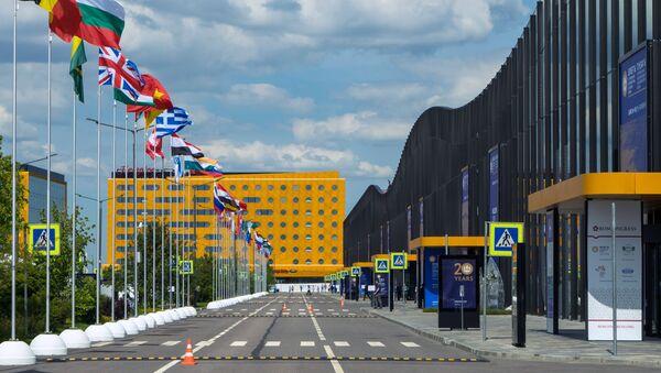 ペテルブルグで国際経済フォーラム開幕 - Sputnik 日本