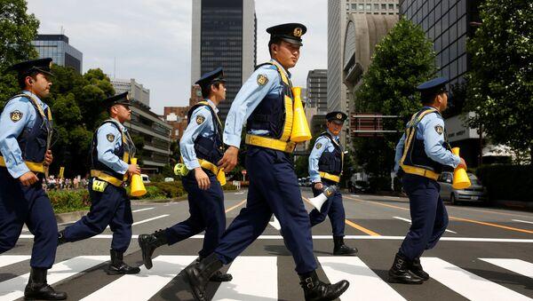 五輪・パラ反対団体、国立競技場周辺で抗議活動 - Sputnik 日本