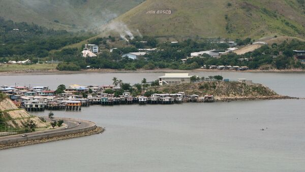 パプアニューギニアでM4.8の地震 - Sputnik 日本