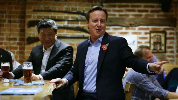 英前首相 回想録執筆のためにシックなバンを購入【写真】 - Sputnik 日本