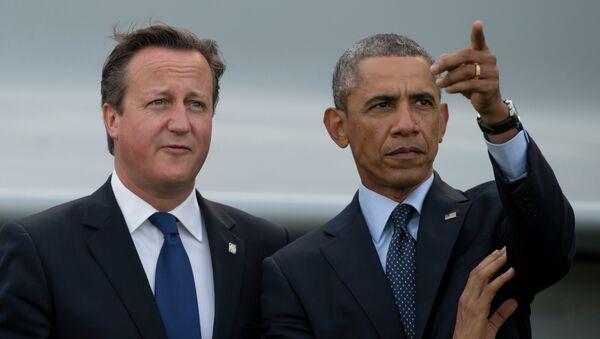 オバマ米大統領 Brexit後、キャメロン英首相と電話で会談 - Sputnik 日本