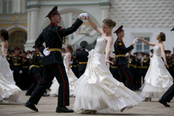 ワルツを踊る陸軍幼年学校生 - Sputnik 日本