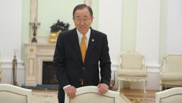 国連事務総長 - Sputnik 日本