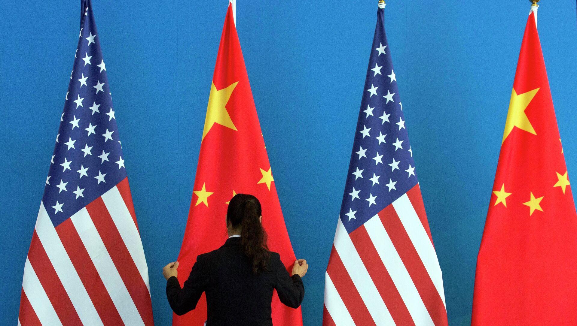 米国と中国 - Sputnik 日本, 1920, 03.10.2021