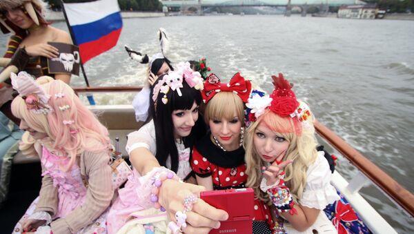 モスクワにコスプレーヤーが集まる - Sputnik 日本